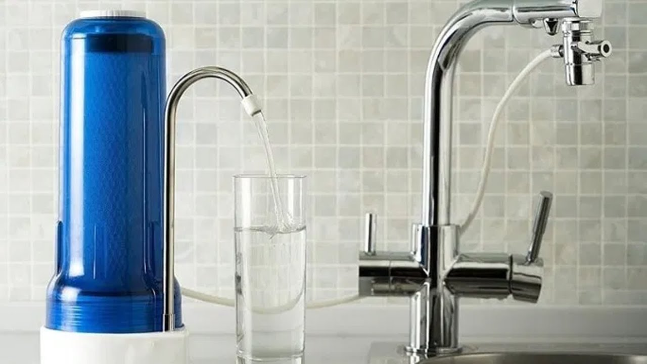 Top 5 Best Countertop Water Filter Review In 2020 Youtube