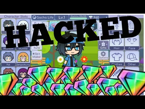 GACHA Games CHEAT | Hacked Gacha Life | Earn More Gems