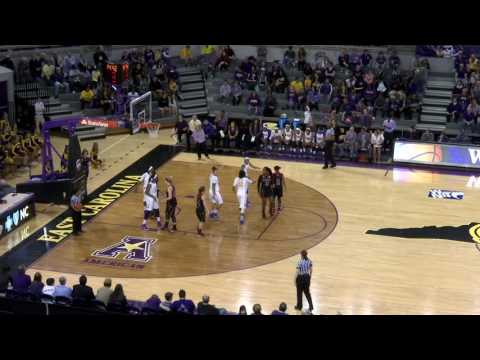 ECU vs  NCSU KD Ellison #11