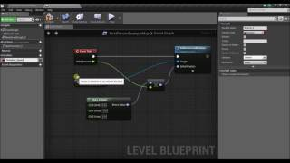 Unreal Engine 4 - Object rotation Tutorial