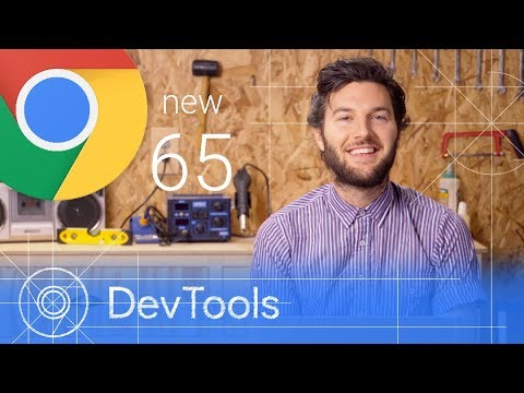Chrome 65 - What's New in DevTools