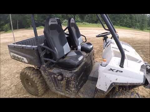 Rzr 1000 Seats in Ranger 800 - Build Update