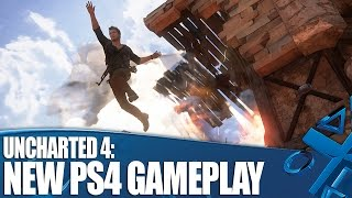 Uncharted 4: New PS4 Gameplay – We've Played It!