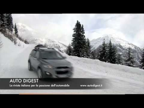 Test Chevrolet Captiva 2011