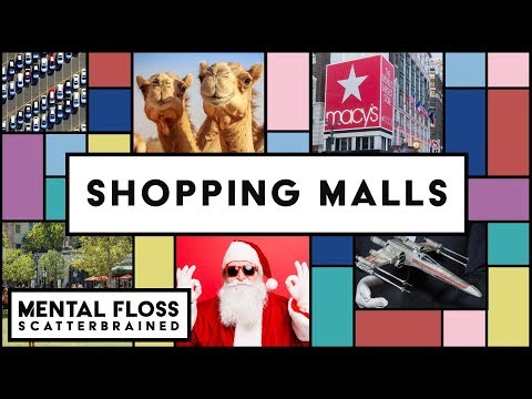 The Behind the Scenes Secrets of Shopping Malls - Mental Floss Scatterbrained