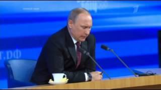 Жесткое Обращение к Путину