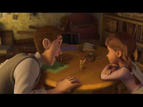 """Trailer """"Tinkerbell en de Grote Reddingsoperatie"""""""