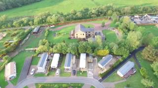 Forget Me Not Country Park - Aerial Video