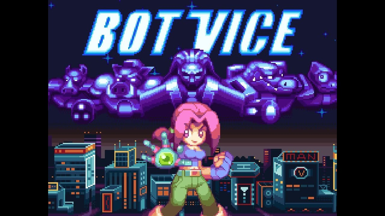 blue wizard project bot vice part 2 youtube