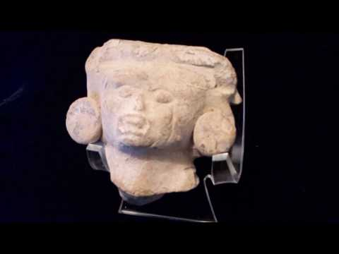 WOW! 1,000 - 1,500 + YEAR OLD PRE COLUMBIAN MAYAN ARTIFACTS ! Antiques Roadshow Goodwill