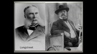 Longstreet and Sickles: Together Again for the First Time (Lecture)