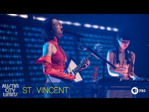 St. Vincent kicks off Austin City Limits' 44th Year