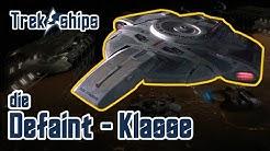 Die DEFIANT-KLASSE - tapferes kleines Schiff?!  :|:  Star Trek Fakten
