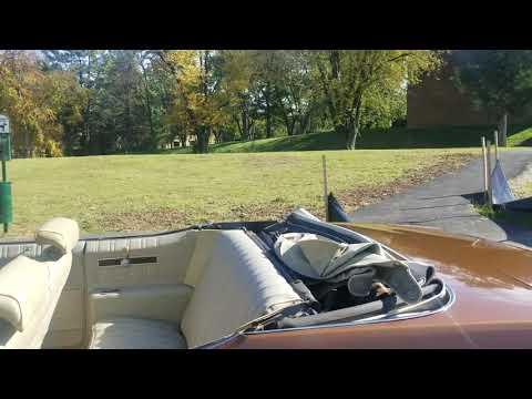 1974 Chevrolet Caprice Classic Convertible
