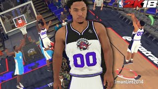 NBA 2K18 Pro Am: We're Losing BIG In The 1st Quarter - Contested Shots Falling