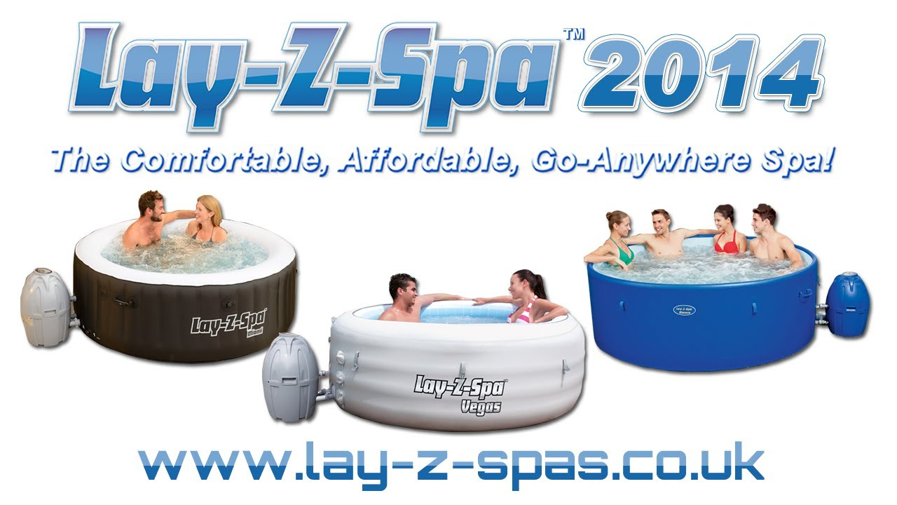 lay z spa inflatable hot tubs 2014 miami vegas monaco. Black Bedroom Furniture Sets. Home Design Ideas