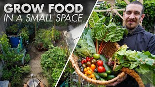 10 tips to gŗow your own food in a small space