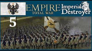 Пруссия#5 ETW Imperial Destroyer 5.0