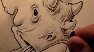 Illustration Techniques: Watercolor, Ink, & Colored Pencil