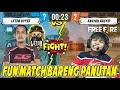 fun match 1 vs 1 bareng bang letda hyper abang panutan aku nih
