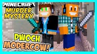 DWÓCH MORDERCÓW W NOWYM MURDER MYSTERY! /w LJay | Minecraft Vertez