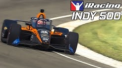 iRacing Indy 500 | 3 Stunden Spannung Pur! | iRacing Gameplay German