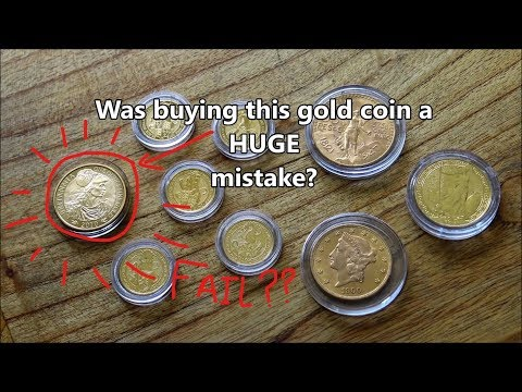 Was buying this Gold coin a HUGE mistake?