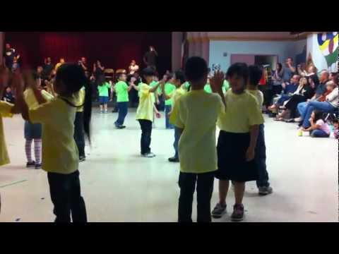 Summitt Elementary School 1st Grade Dance
