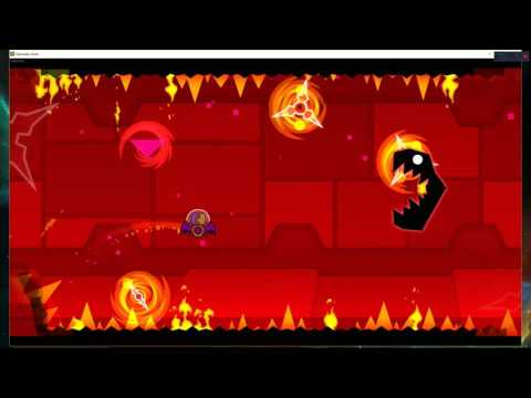 Download Youtube: Geometry Dash over 2000 Fps