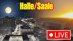 Live Cam Halle Neustadt - HD Streaming Webcam City Halle/Saale