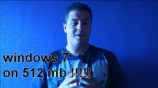 تنصيب windows7 على جهاز ضعيف