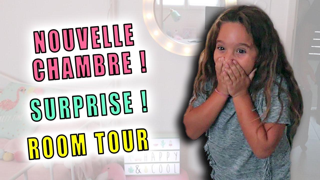 Room Tour  Jen Découvre Sa Nouvelle Chambre ! 😍  Youtube