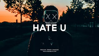 Hate U - Romantic Dancehall x Trapsoul Beat Instrumental (Prod. Tower x Marzen)