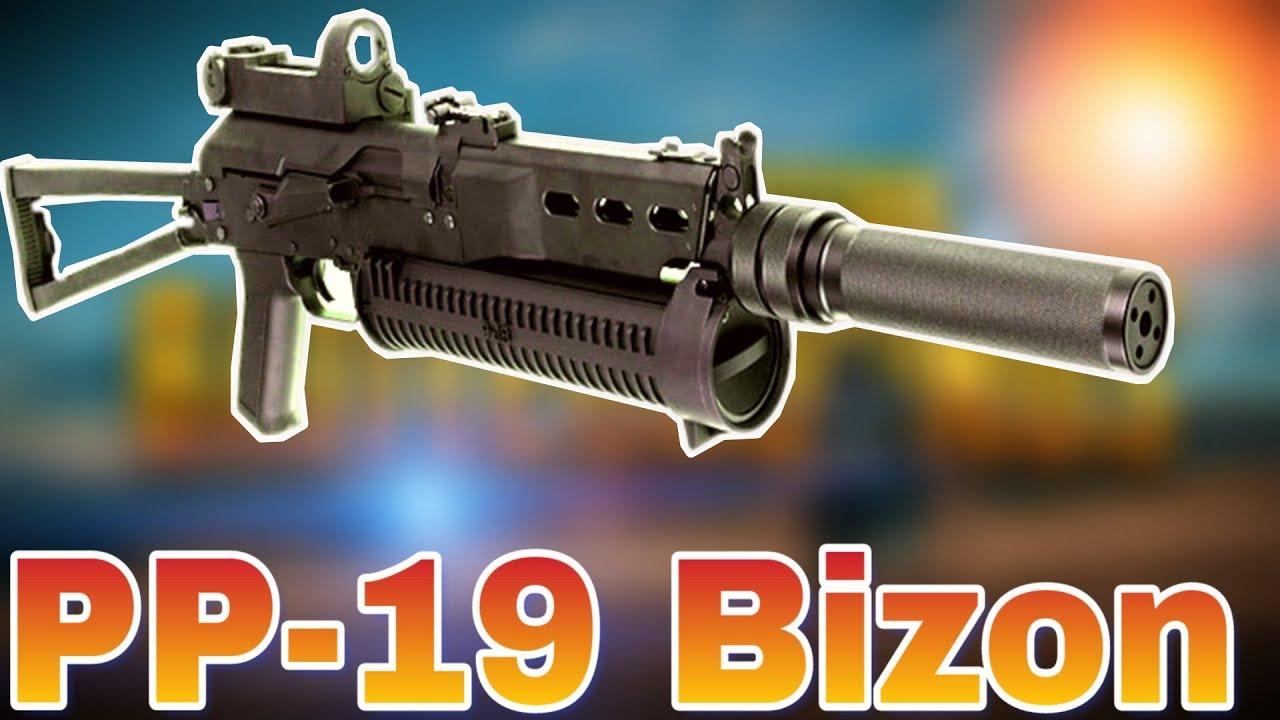 Bizon Pubg Mobile New Weapon Pp 19 Bizon Smg Gun In Hindi