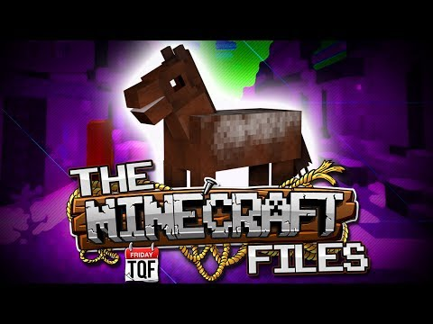 The Minecraft Files #369 TQS - THE SUPER HORSE!!! (HD)