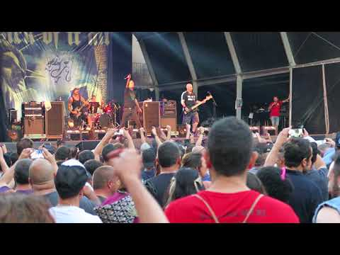 Sick Of It All - Scratch The Surface @ Barna 'n' Roll, 14/07/2018