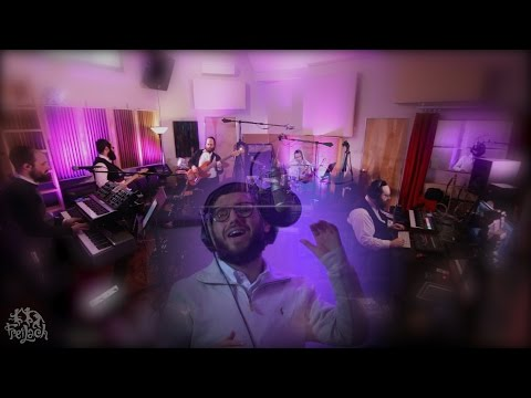 In the Studio: The 8th Note Composed  Yossi Green Freilach Band ft Levi Cohen