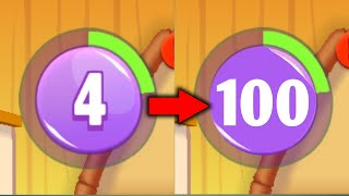 My Talking Tom 2 - Fast Level Trick - GAMEPLAY 4U screenshot 5