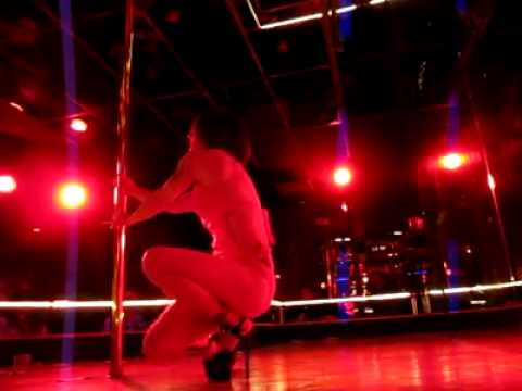 Strip pole dancing to happy song - 3 part 10