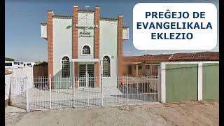 MI INSTALIS DU PROGRAMOJN EN LA KOMPUTILON DE EVANGELIKALA PREĜEJO (NOTPAROLO EN ESPERANTO)