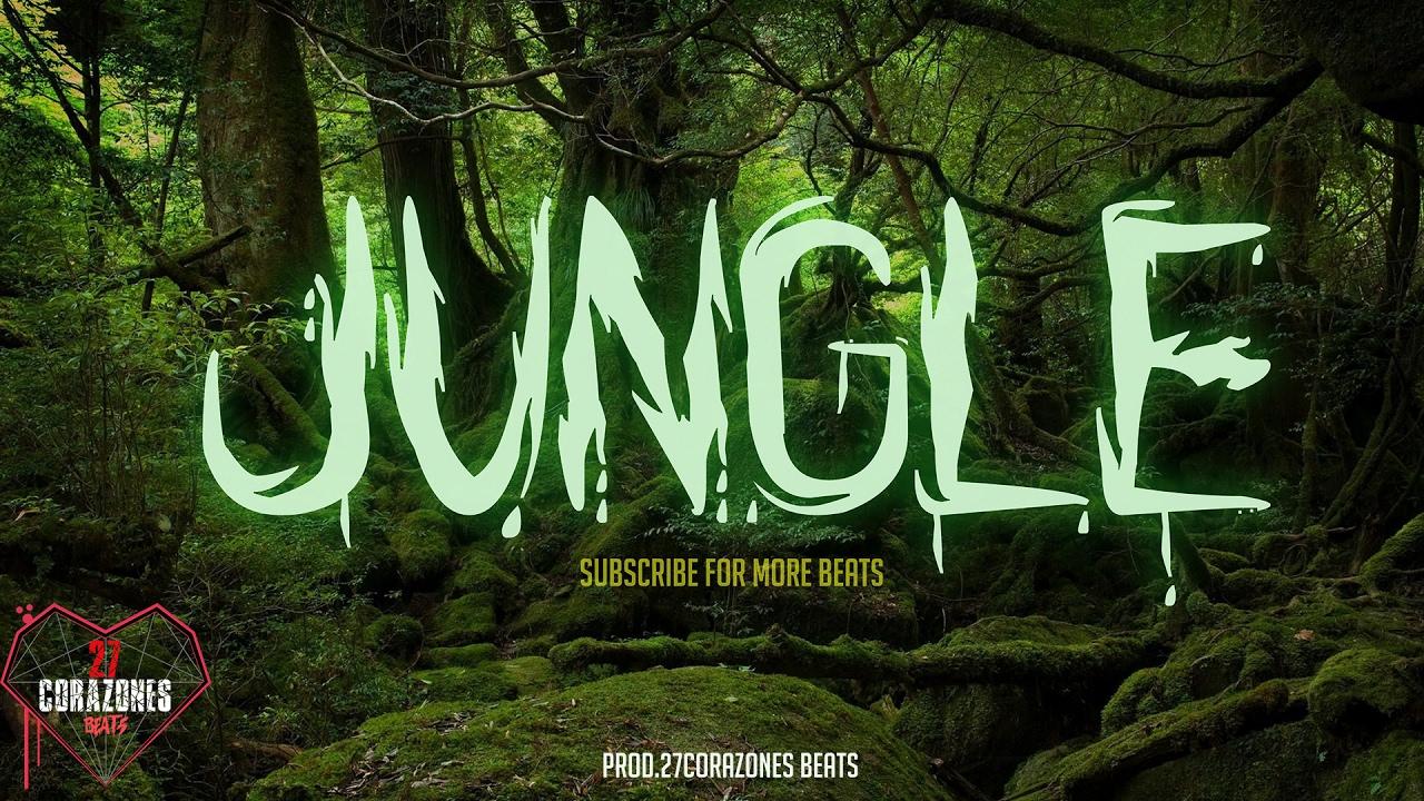 'JUNGLE' Insane FREE Trap Beat 2017