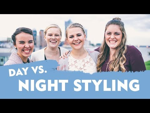 DAY VS. NIGHT STYLING inkl. Musical-Besuch mit DominoKati | NIVEA MEET & STYLE