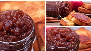 How to Make Thick & Creamy Apple Butter