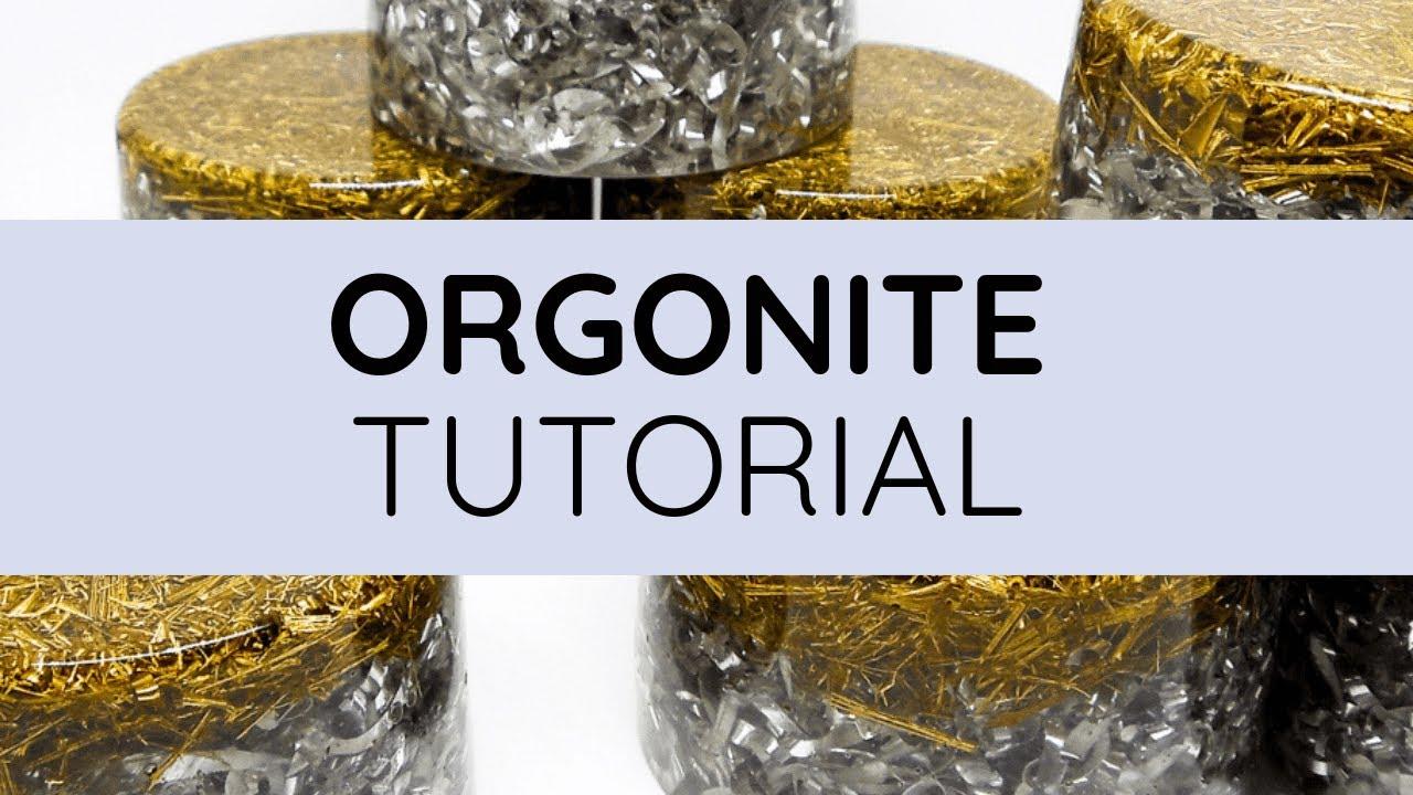Orgonite | How To Make Powerful & Simple Orgonite!