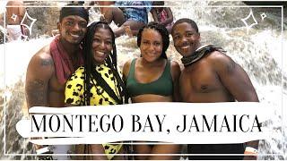 TRAVEL VLOG: JAMAICA - Montego Bae-cation 🌴🔥