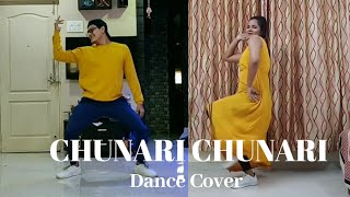 "CHUNARI CHUNARI Dance Cover | ""Life Is Better When You Dance♥️"" 