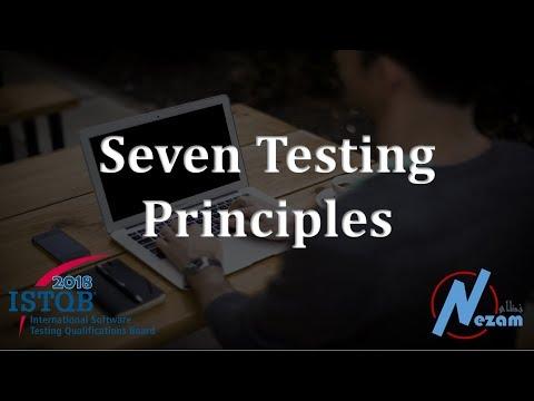 1.3 Seven Testing Principles | ISTQB FL 2018