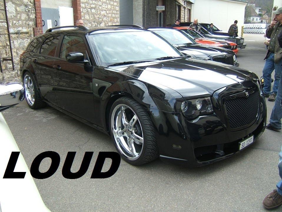 Custom Chrysler 300c Srt 8 Sound Youtube