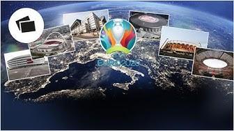 EM 2020: Spielorte und Stadien der EURO - und wie weit sie entfernt sind