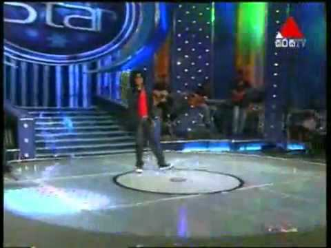 Arjuna Rookantha  Oba Mulin Dutuwa Dina sirasa super star   YouTube